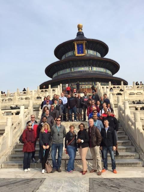 Capstone Beijing