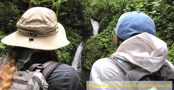 Class Trip to Costa Rica
