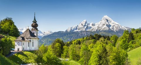 Berchtesgaden Austria