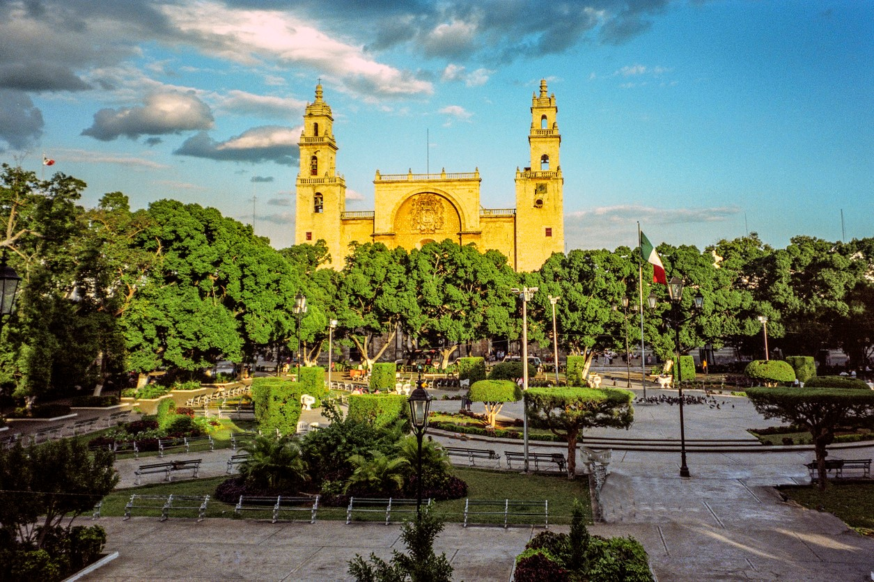 Mexico City and the Yucatan Tour - WorldStrides ...