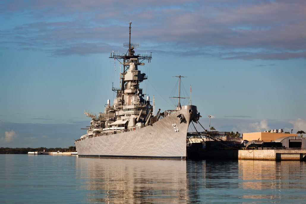 Pearl Harbor Battleship
