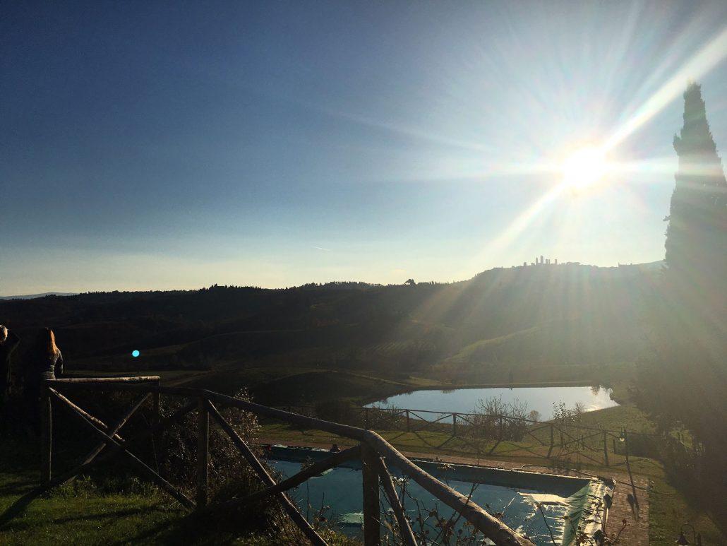 Tuscany Farm Italy