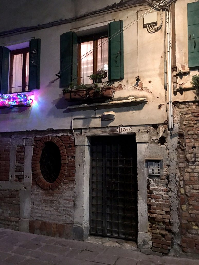 Venice Italy Jewish Ghetto