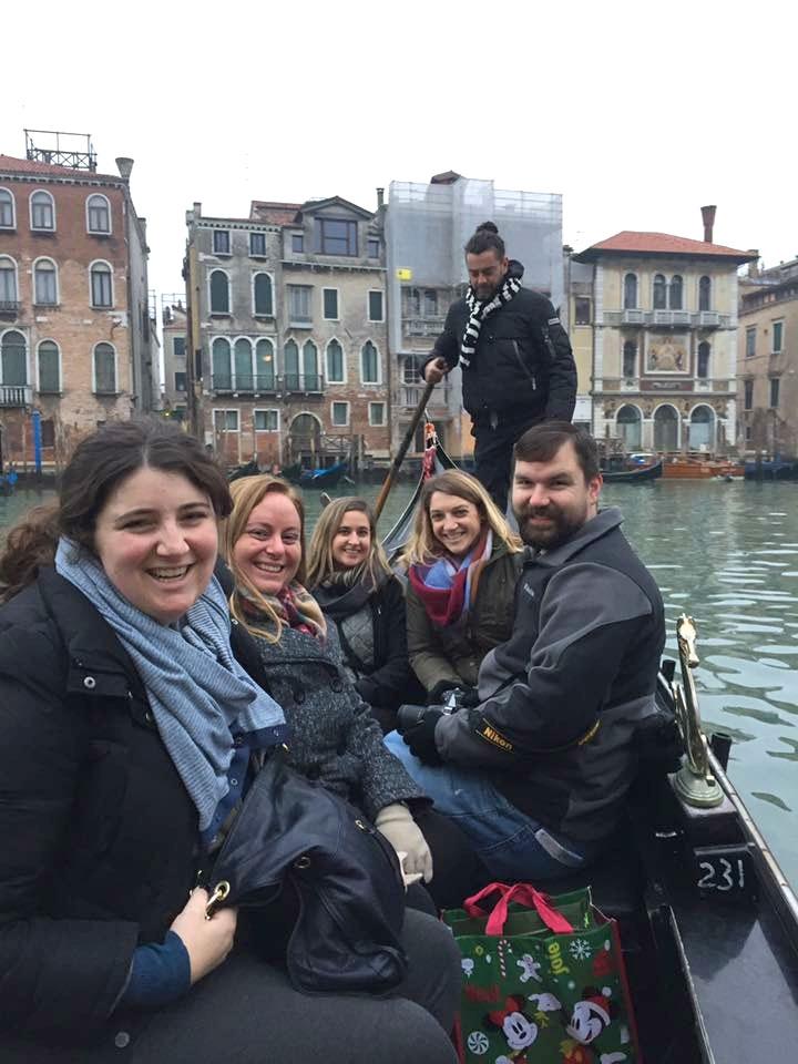 Venice Gondala Ride