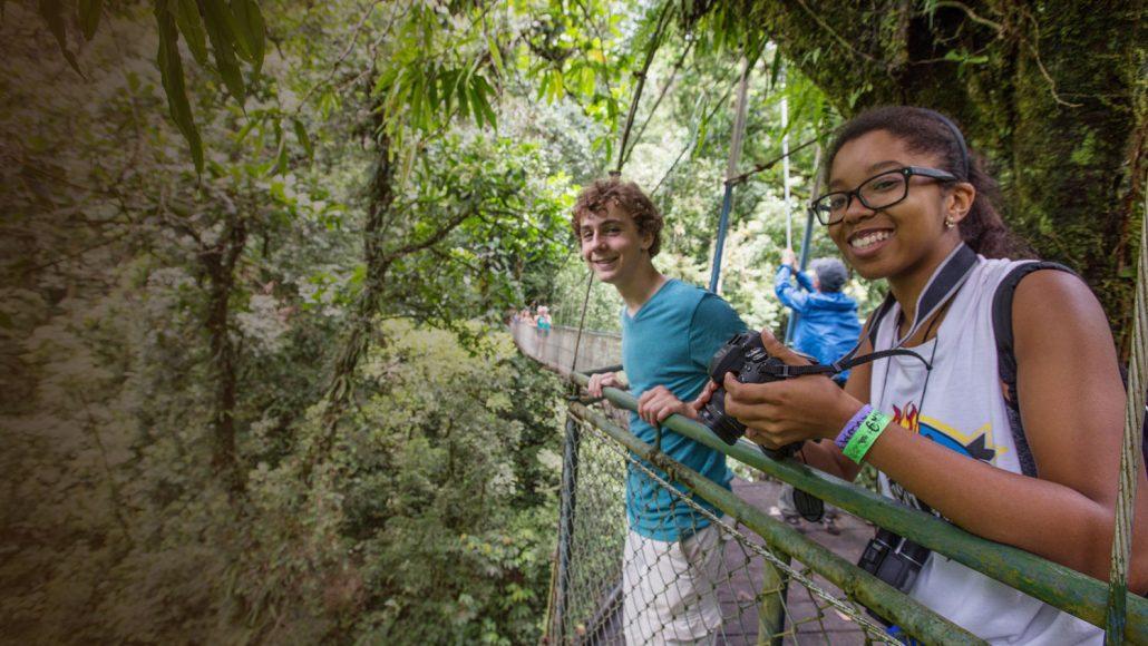 Costa Rica Trip - Rain Forest