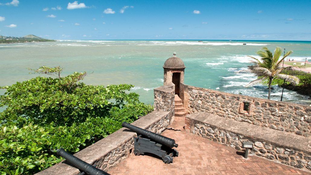 Fort San Felipe, Dominican Republic