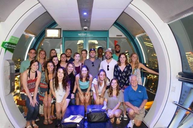 Alexa's Trip to Singapore