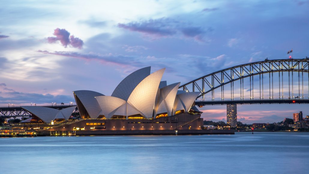 High School Honors Performance Series, Sydney Opera House, Australia