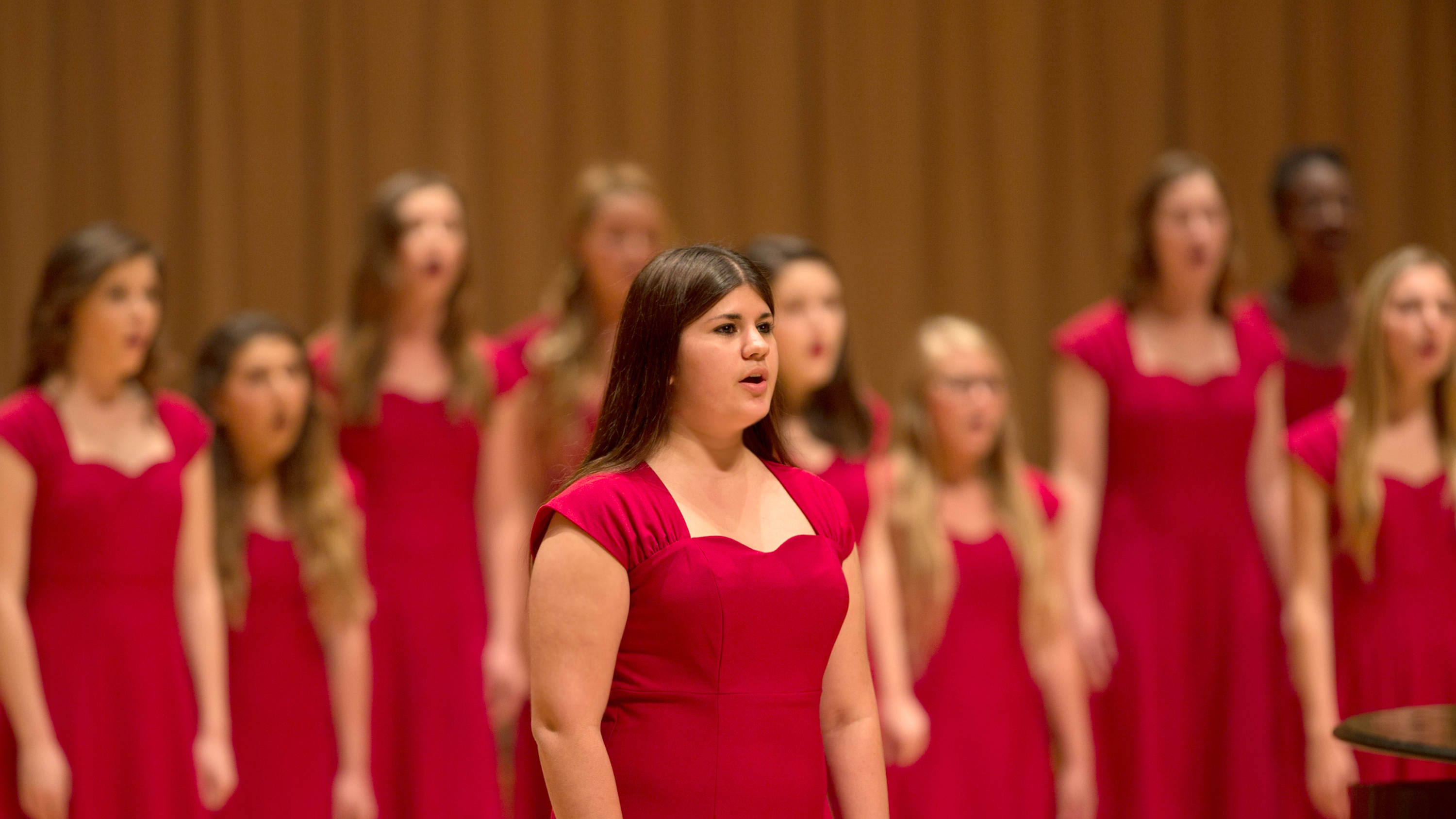 Students perform at nationally acclaimed Heritage Festivals throughout the United States