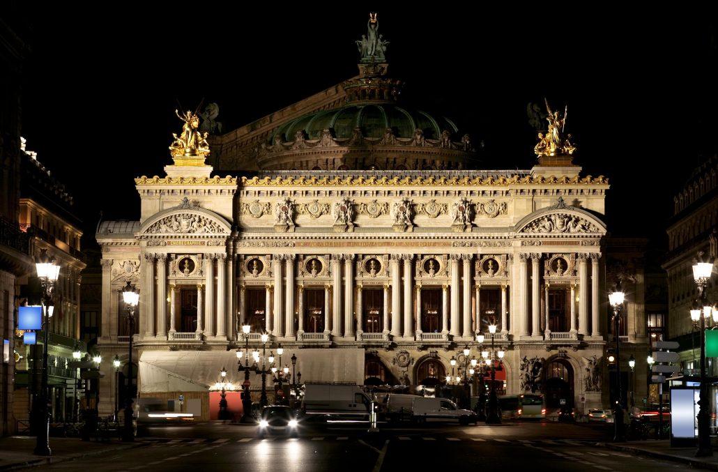 Palais Garnier, Opera Paris