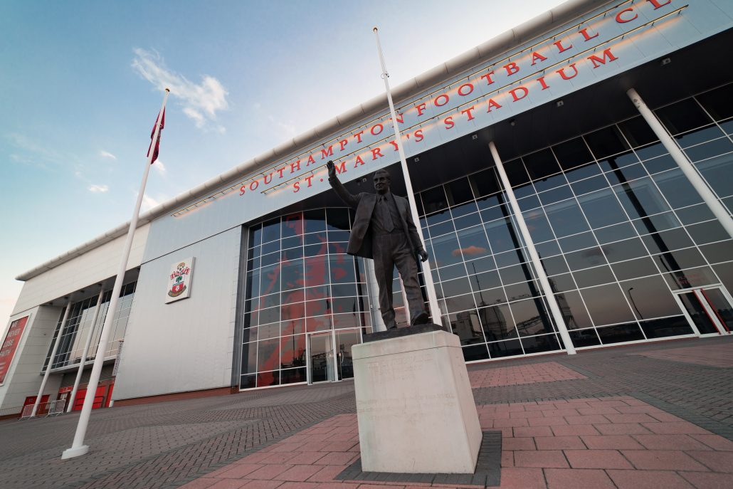 St Marys Stadium, Southampton