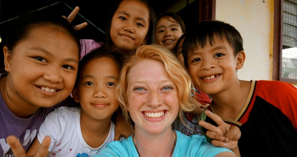 Leadership Camps in Africa & Asia - Student leadership camps