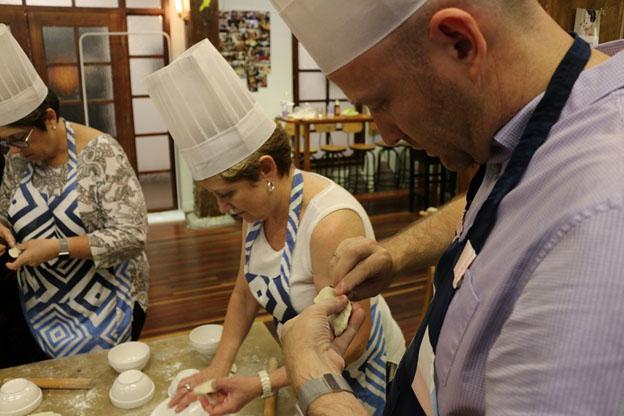 Shanghai Cooking School