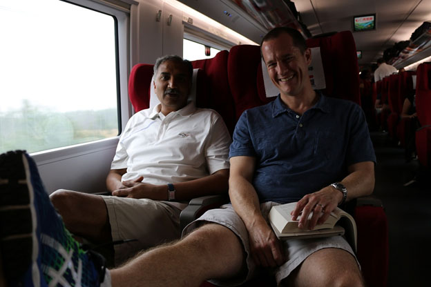 Train to Shanghai