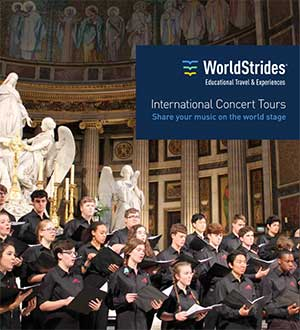 Free Download: International Concert Tour Catalog
