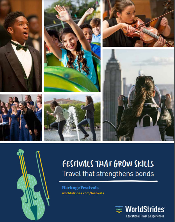Free Download: Heritage Festivals Catalog