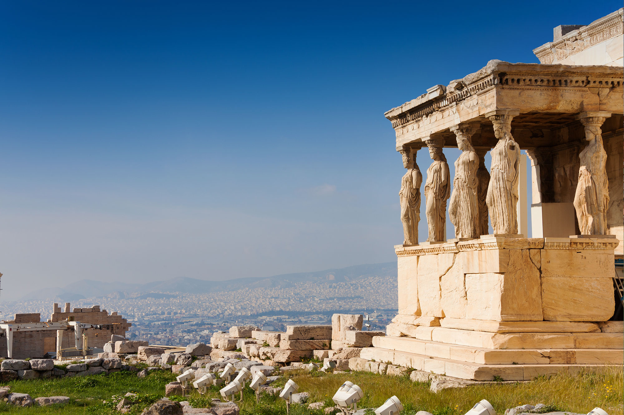 Travel to Athens, Greece