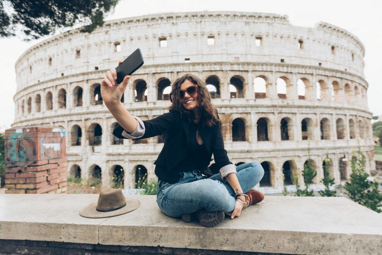 Explore the Coliseum, Rome, Italy