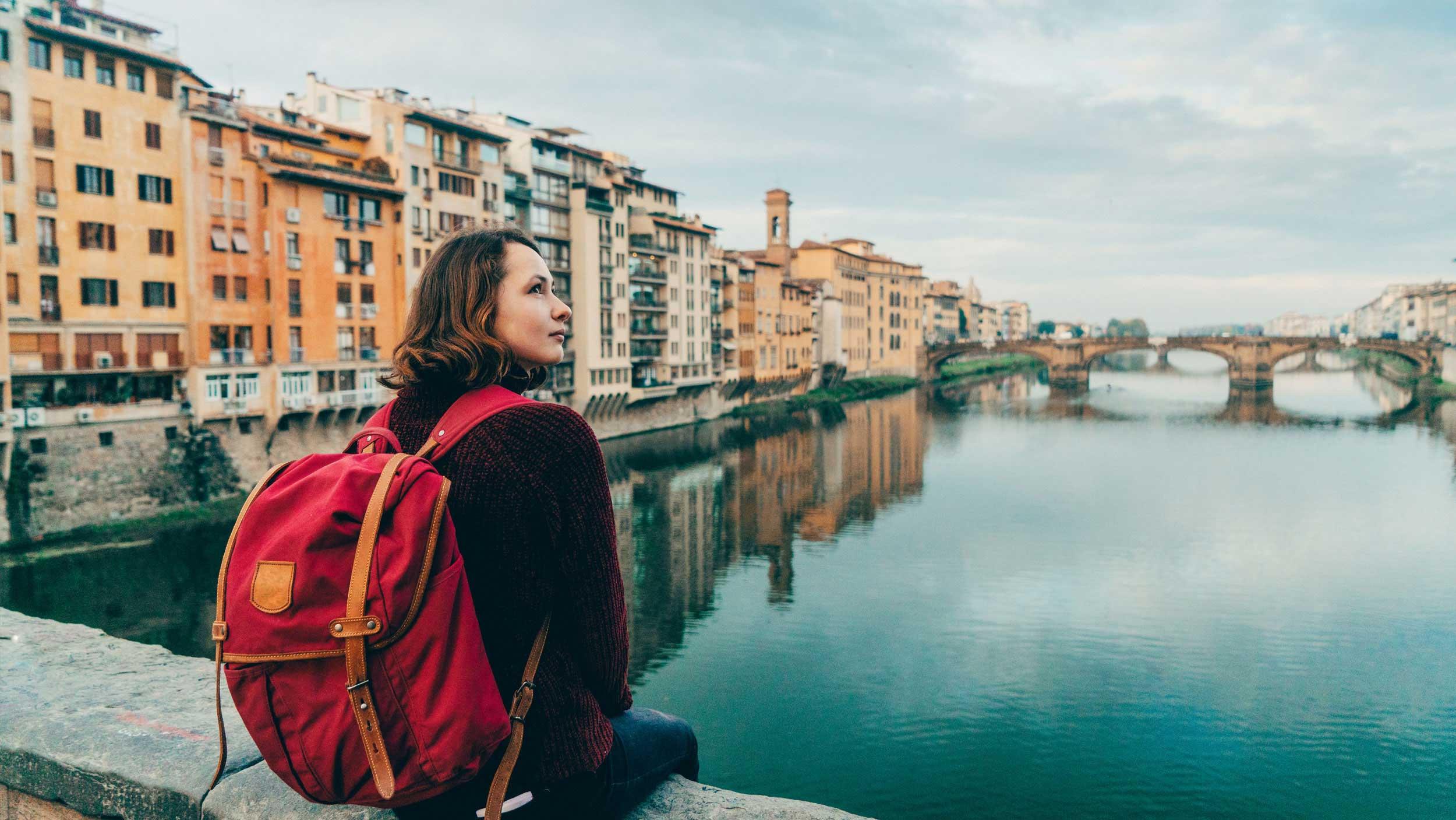 Ponte Veccio, Florence, Italy