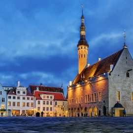 Tallin-Square-Estonia