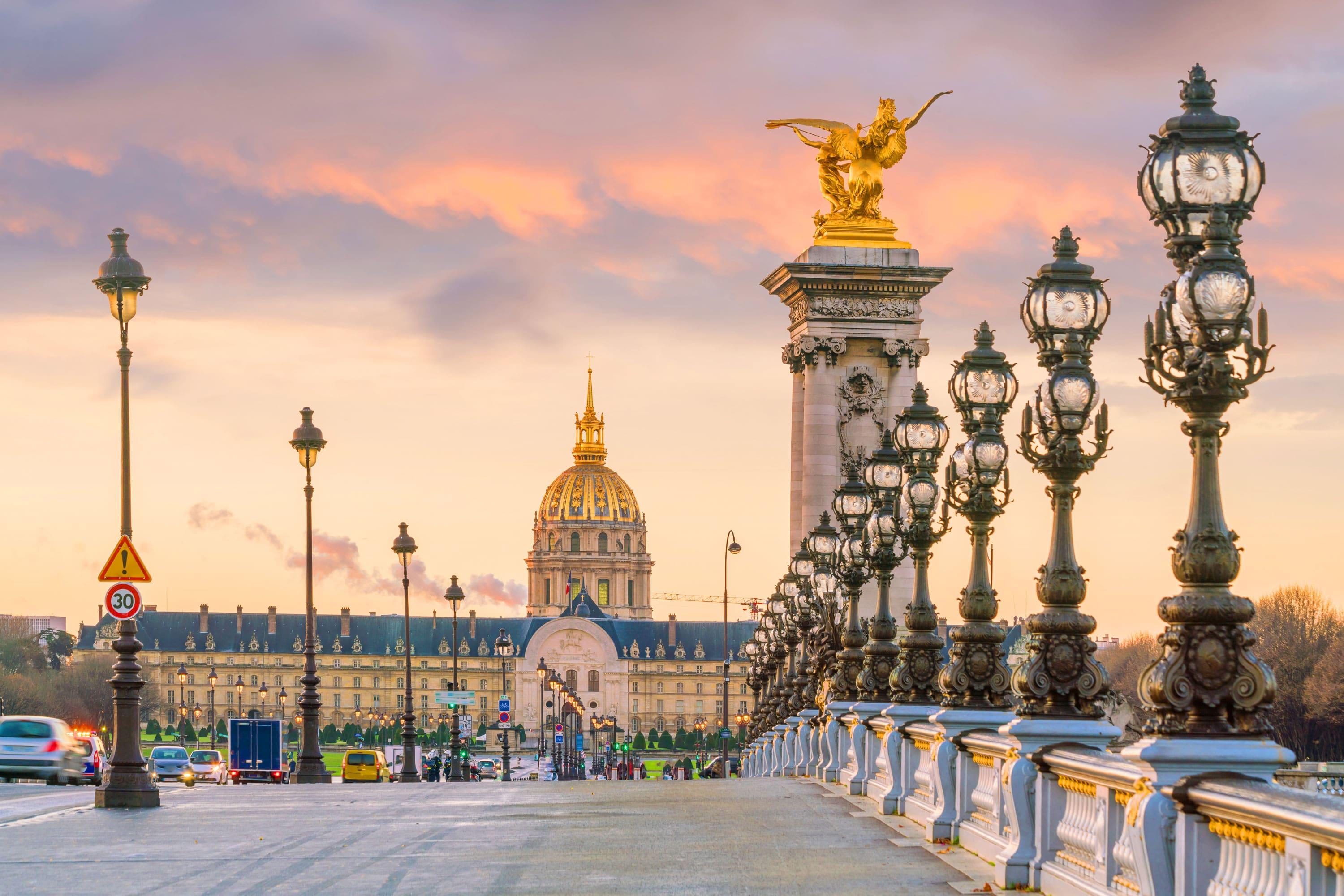 Alexander III Bridge, Paris