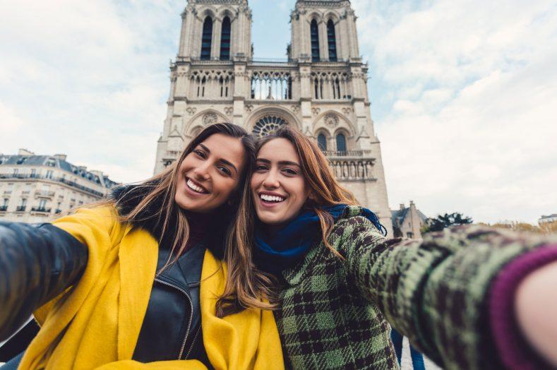 Visit Notre Dame, Paris