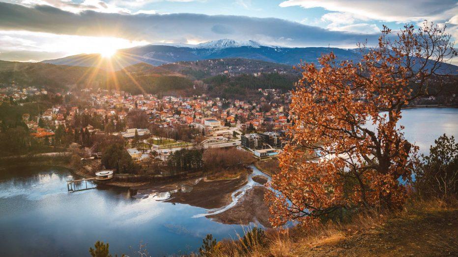 Sofia,-Bulgaria---Pancharevo-lake