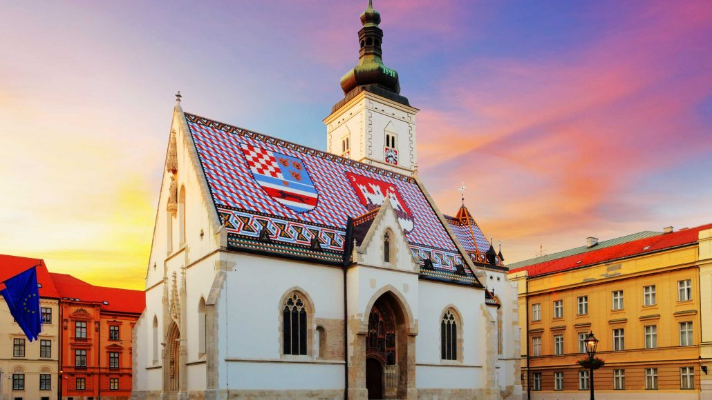 St.-Marks-Church-Zagreb-Croatia