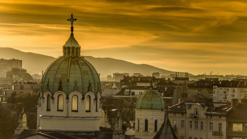 Temple-St.-St.-Cyril-Vitosha-Mountain--Sofia-Bulgaria