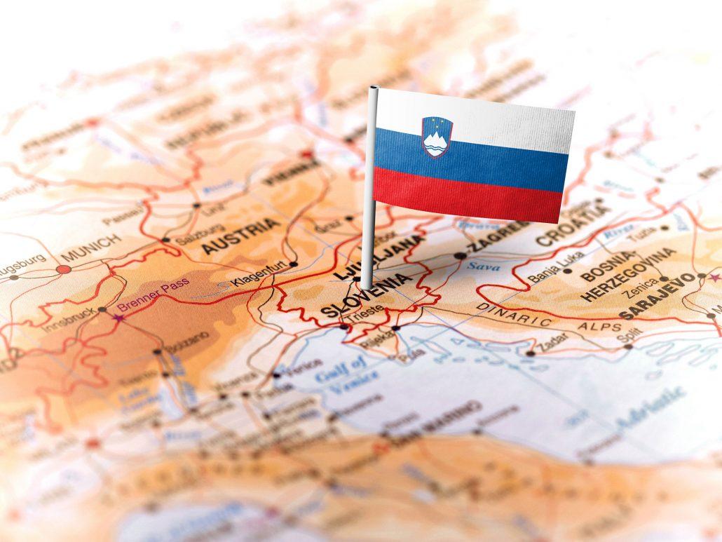 Slovenia-map