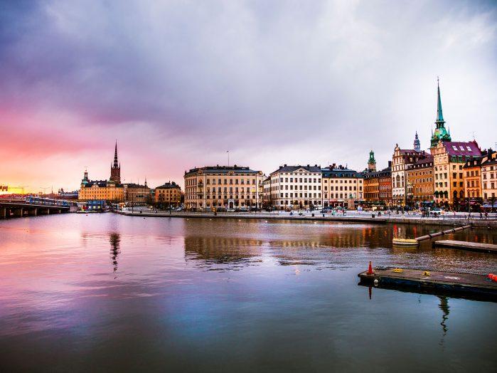 Stockholm,-Sweden
