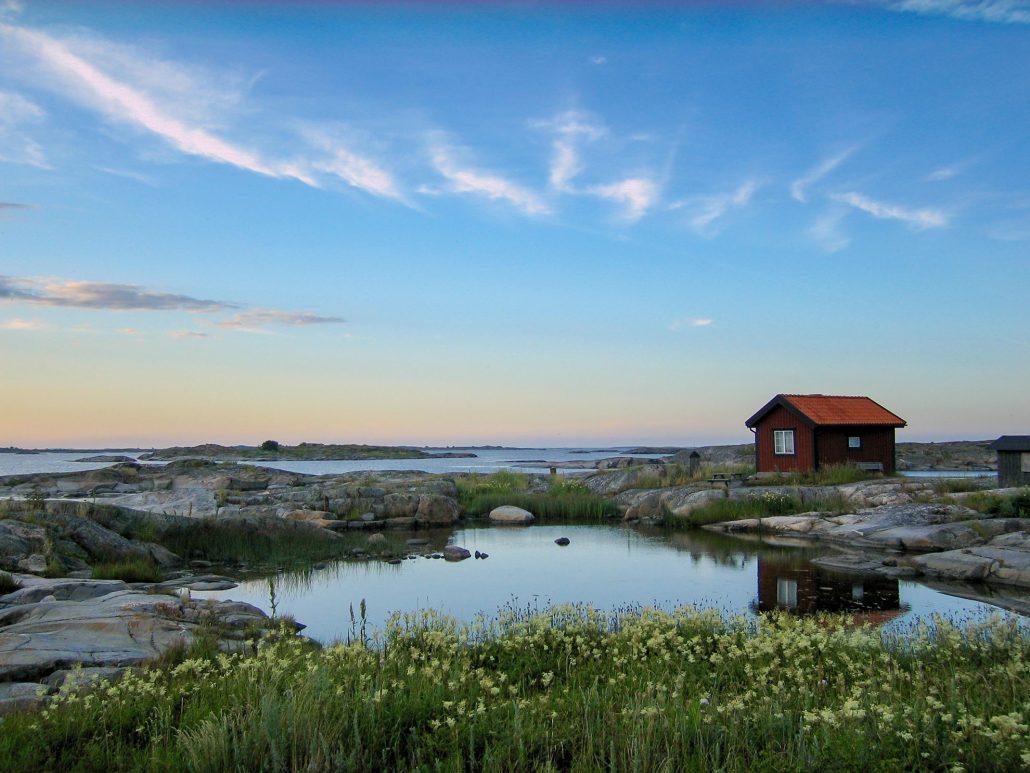 sweden coastline