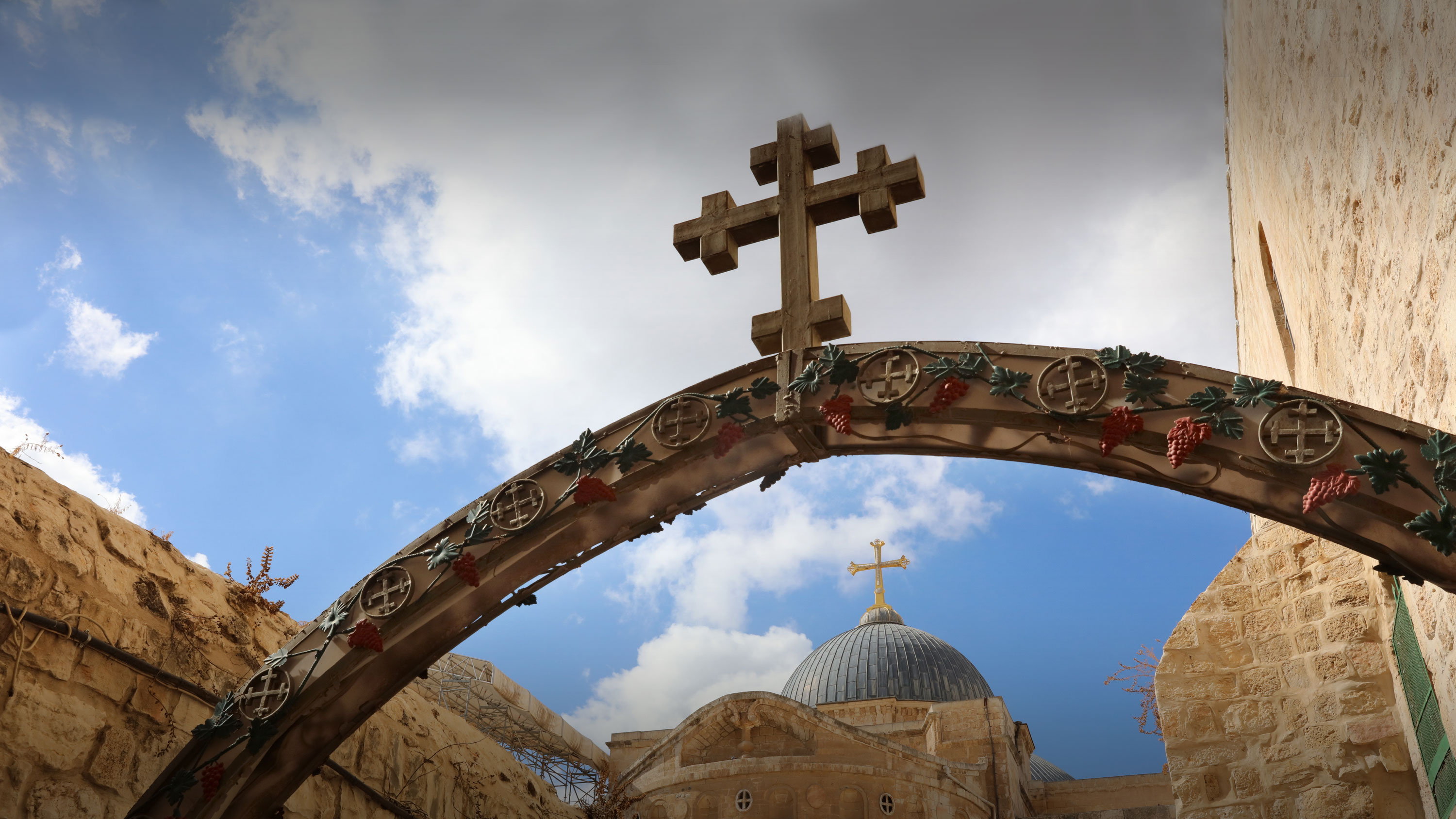 WorldStrides Catholic Pilgrimages, Church of the Holy Sepulchre