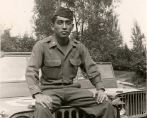 Nisei Soldier - George Doi