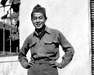 Nisei Soldier - Ted Teruo Fujioka