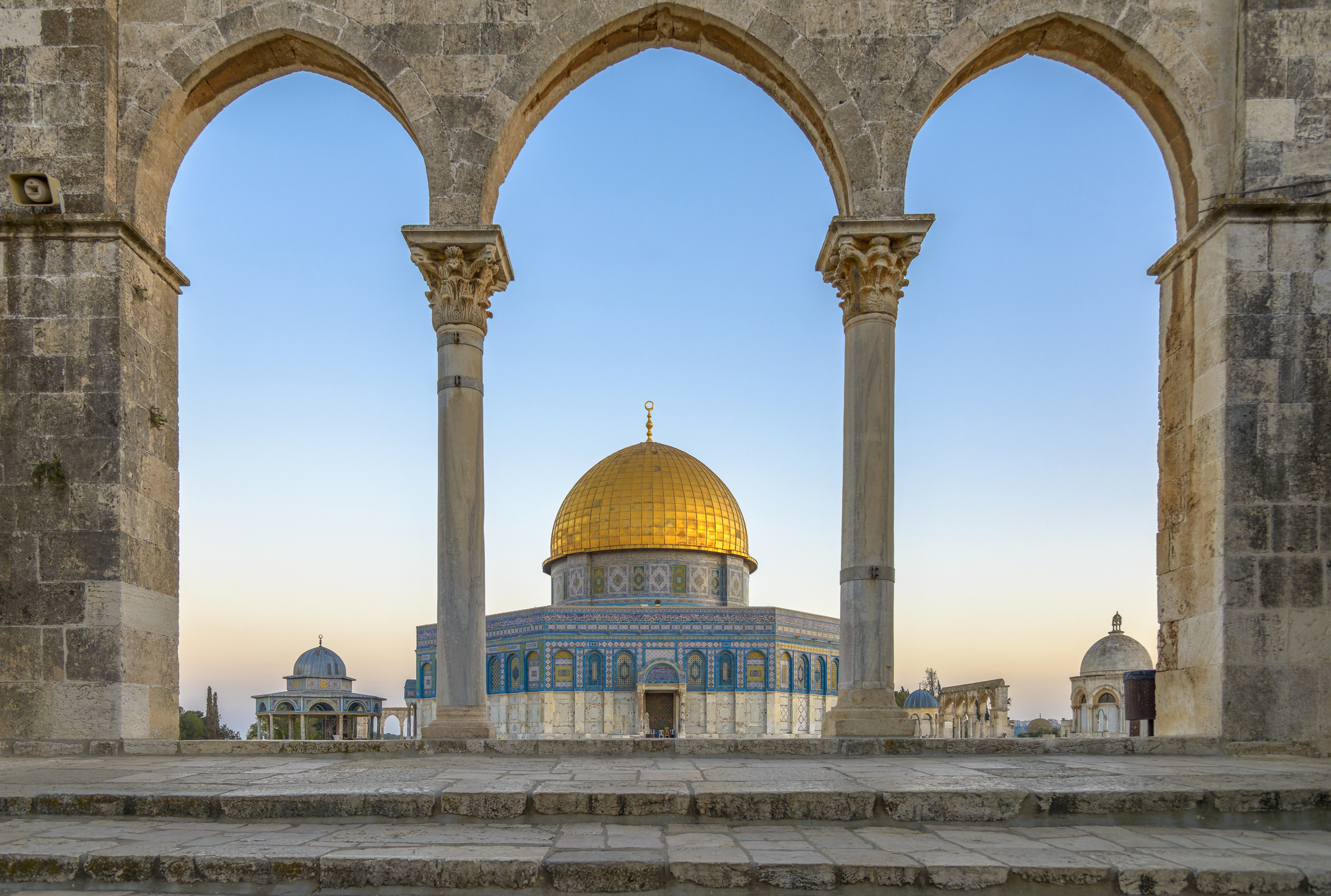 Holy Land Student Tours