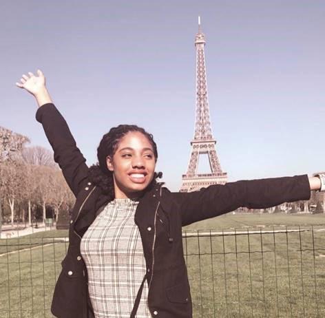 Student in Paris