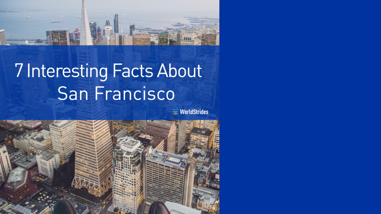 California Fun Facts Worldstrides