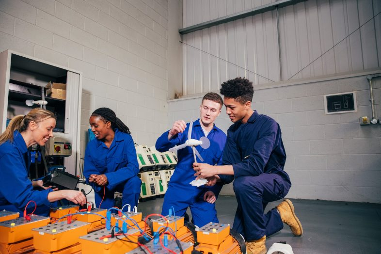 Engineering Student Tours