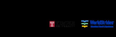 Temple logo lock