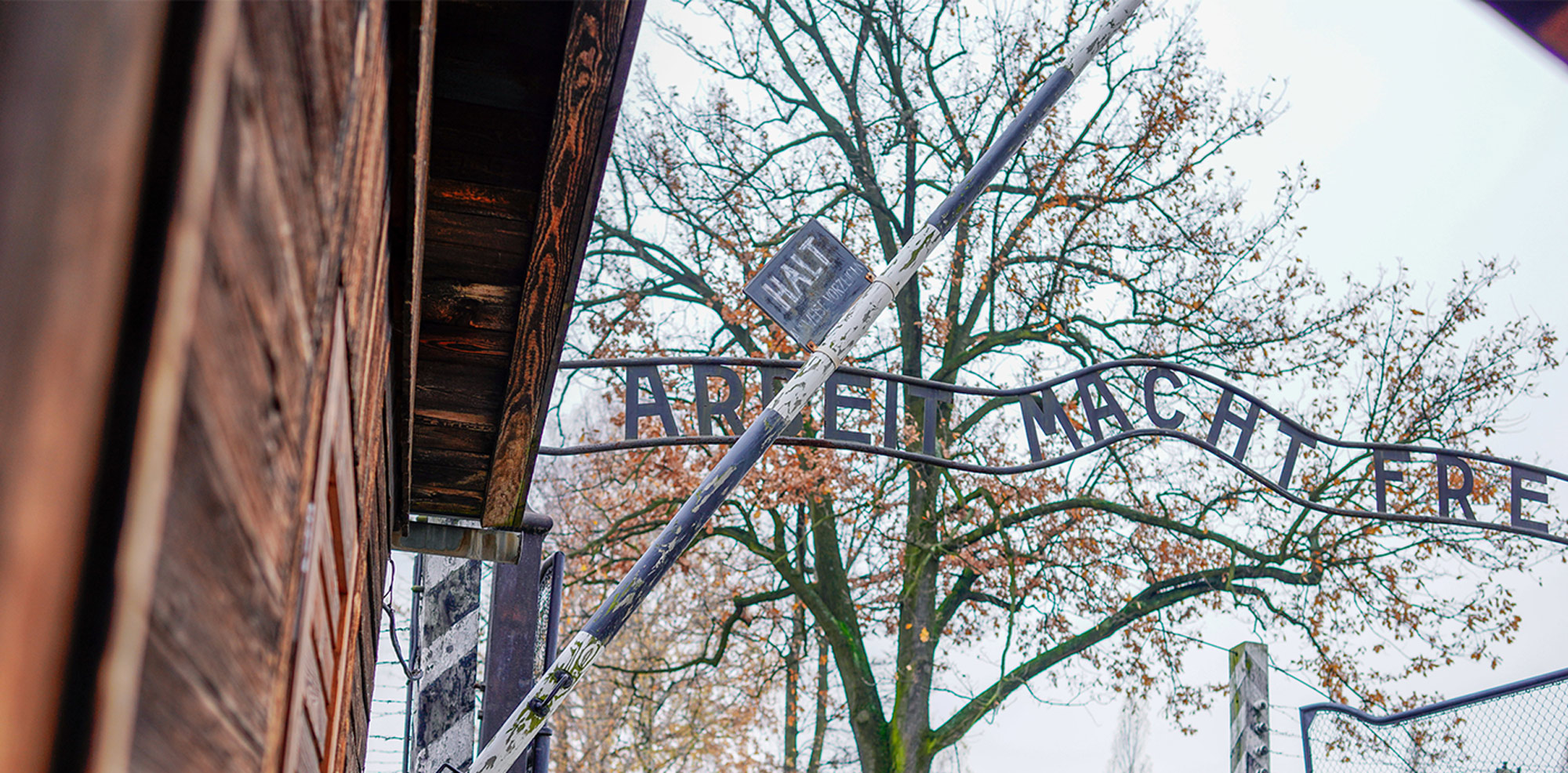 Auschwitz Concentration Camp in Oswieciem Poland