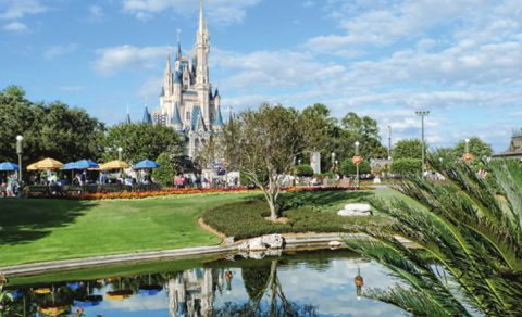 Disney's Magic Kingdom, Florida