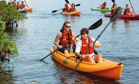 Garden Cove Kayak Tour, Florida