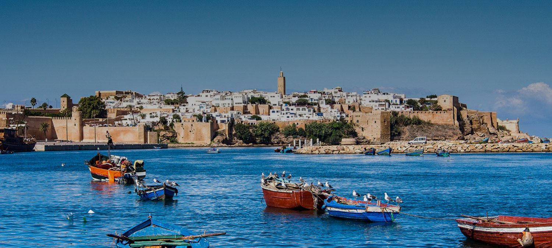 Morocco Boats