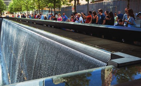 National 911 Memorial, New York