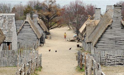 Plimouth Plantation, Boston
