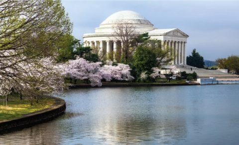 Washington, D.C., Jefferson Memorial