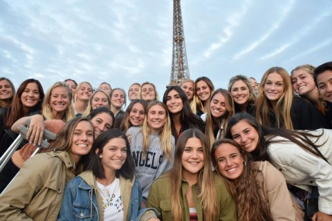 Youth Soccer Trip to Paris