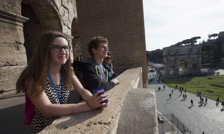 WorldStrides Ancient Italy