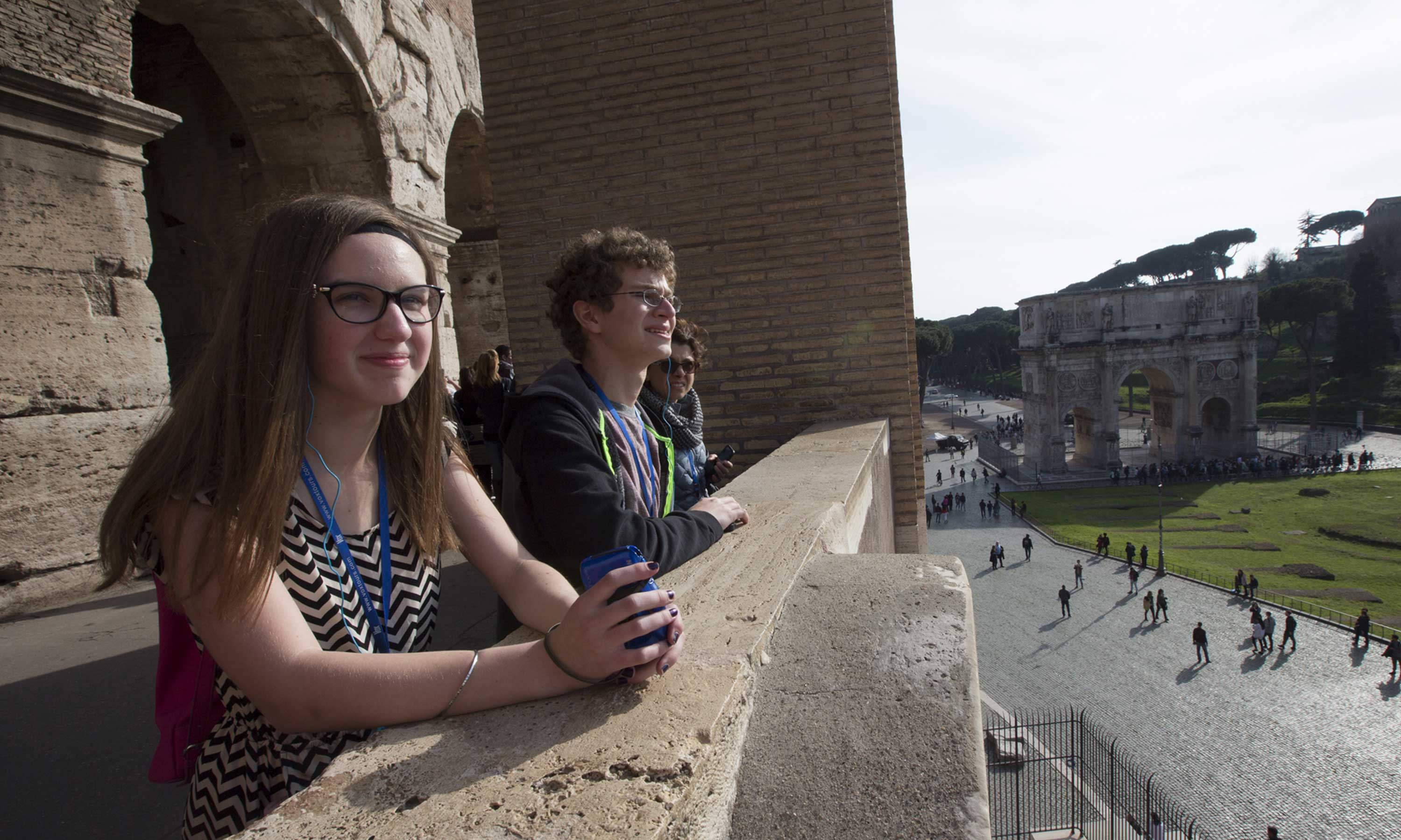 WorldStrides Ancient Italy
